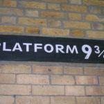Harry Potter 's famous platform !
